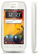 Nokia 603 (White-White)