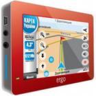 С помощью нового GPS-навигатора Ergo GPS 643 можно не только быстро найти нужный