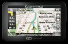 GOCLEVER Navio 500 – новая линейка навигаторов GOCLEVER 2011г. Быстрый, стильный
