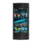 Nokia X6-00 8 GB (Black)