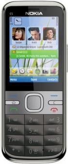 Nokia C5-00.2 (Warm Grey)