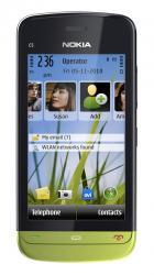 Nokia C5-03 (White/Illuvial)