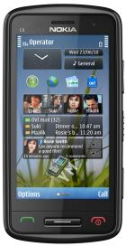 Nokia C6-01.3 (Golden Satin)