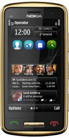 Nokia C6-01.3 (Golden Satin)