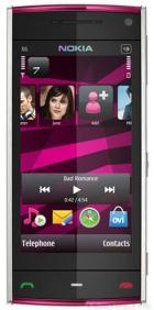 Nokia X6-00 16 GB Navi