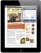 Apple iPad 2 Wi-Fi + 3G 64GB Black  iPad 2 — второе поколение самого популяр