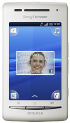 Sony-Ericsson E15i XPERIA X8 (White) orig